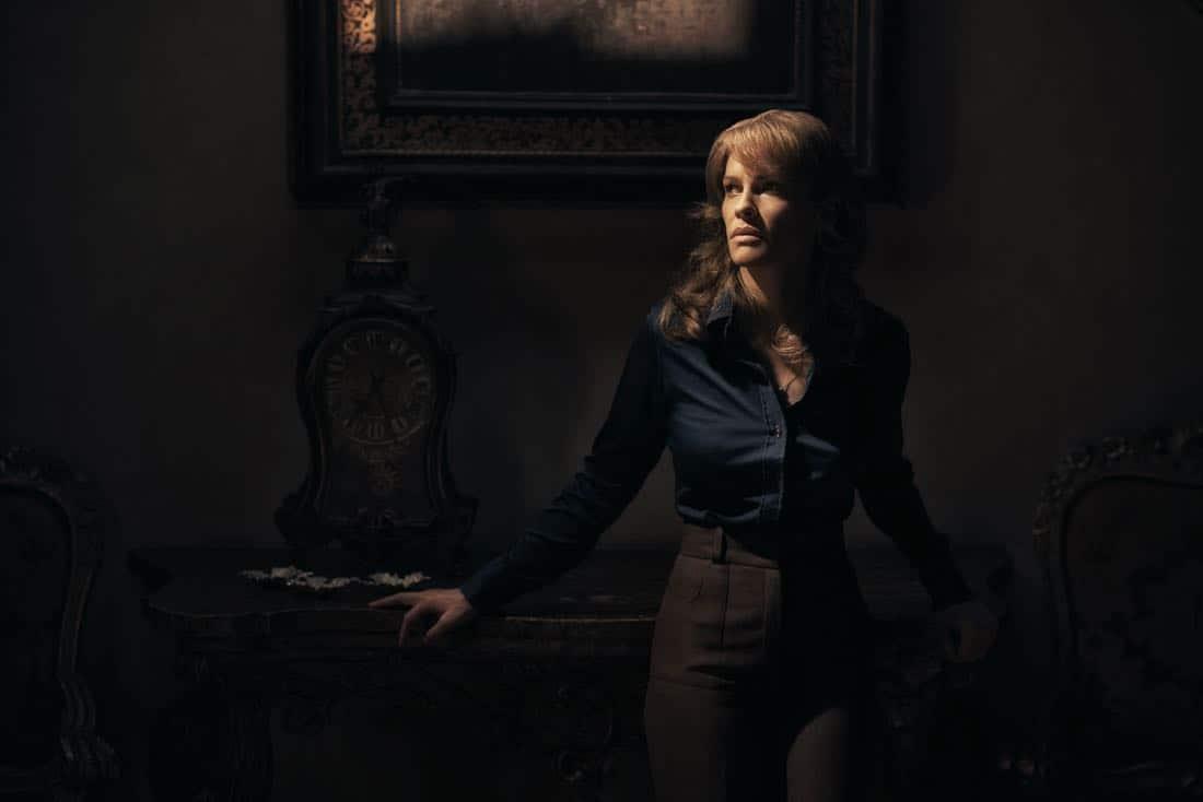 TRUST -- Pictured: Hilary Swank as Gail Getty. CR: Kurt Iswarienko/FX