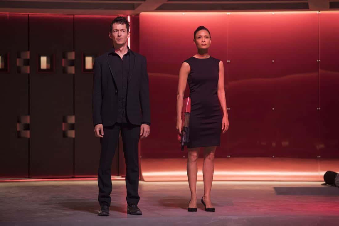 westworld season 2 episode 1 photos journey into night