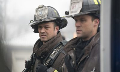 "CHICAGO FIRE -- ""The Chance To Forgive"" Episode 615 -- Pictured: (l-r) Taylor Kinney as Kelly Severide, Jesse Spencer as Matthew Casey -- (Photo by: Elizabeth Morris/NBC)"