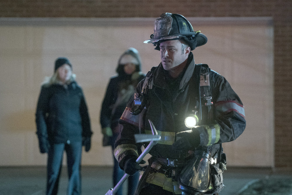 "CHICAGO FIRE -- ""Looking For A Lifeline"" Episode 614 -- Pictured: Taylor Kinney as Kelly Severide -- (Photo by: Elizabeth Morris/NBC)"