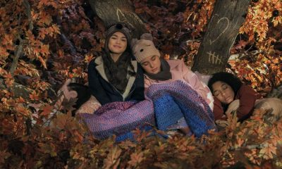 Alexa and Katie Paris Berelc, Isabel May, Iman Benson Photos : Nicole Wilder / Netflix