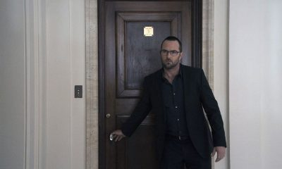 "BLINDSPOT -- ""Mum's The Word"" Episode 317 -- Pictured: Sullivan Stapleton as Kurt Weller -- (Photo by: Virginia Sherwood/NBC)"