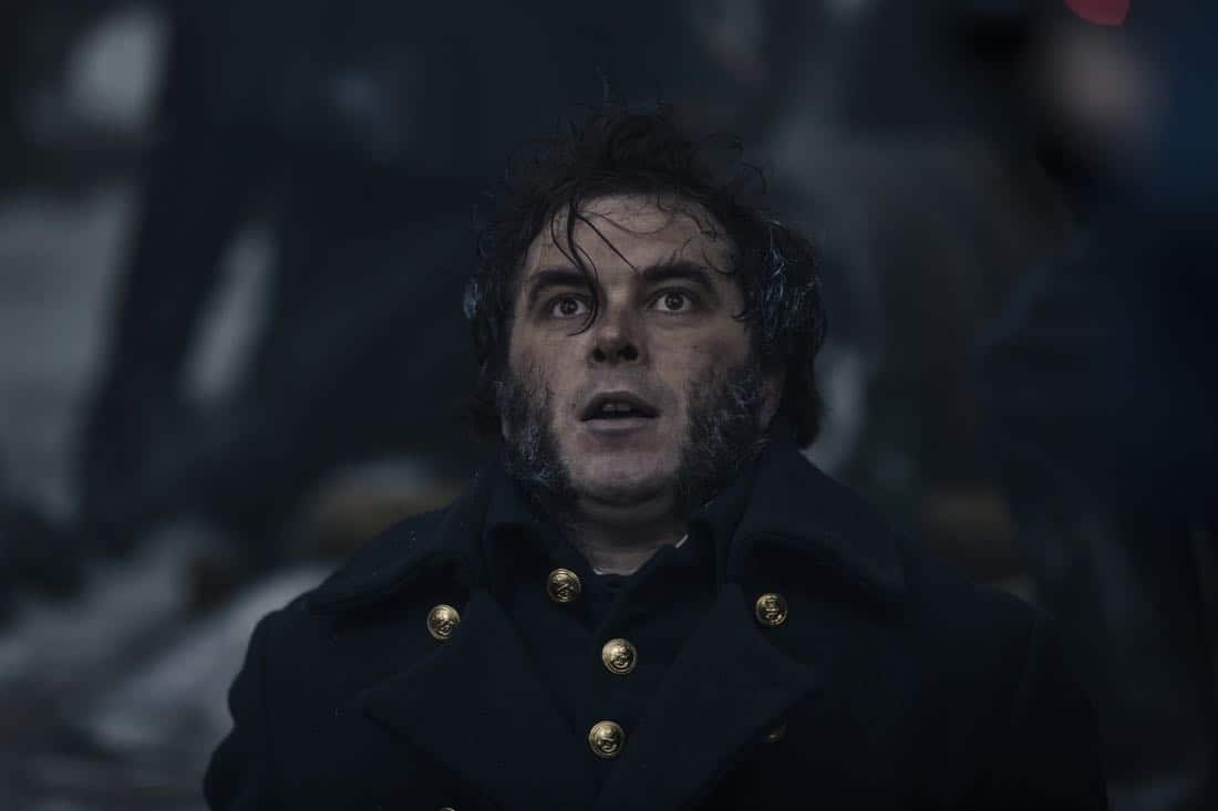 Trystan Gravelle as Henry Collins - The Terror _ Season 1, Episode 1 - Photo Credit: Aidan Monaghan/AMC