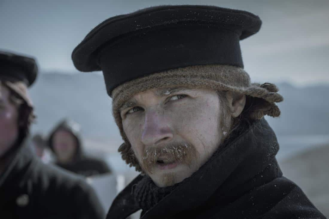 Adam Nagaitis as Cornelius Hickey - The Terror _ Season 1, Episode 1 - Photo Credit: Aidan Monaghan/AMC