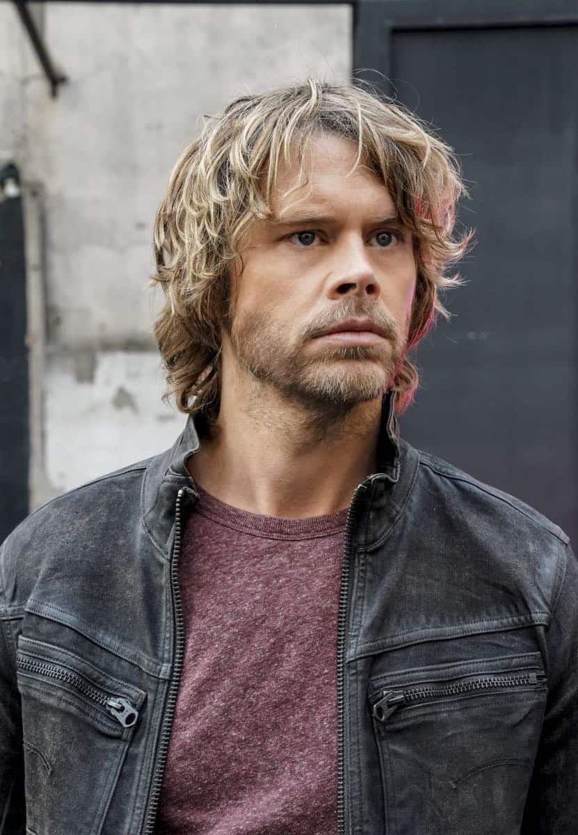 """The Monster"" -  Pictured: Eric Christian Olsen (LAPD Liaison Marty Deeks). While investigating a missing personÕs case, the team uncovers a killer who puts on shows for high-paying voyeurs.  Also, Mosley assigns Callen as her partner on a joint ATF mission to apprehend someone from her past, on NCIS: LOS ANGELES, Sunday, April 1 (9:00-10:00 PM, ET/PT) on the CBS Television Network. Photo: Ron P. Jaffe/CBS ©2018 CBS Broadcasting, Inc. All Rights Reserved."
