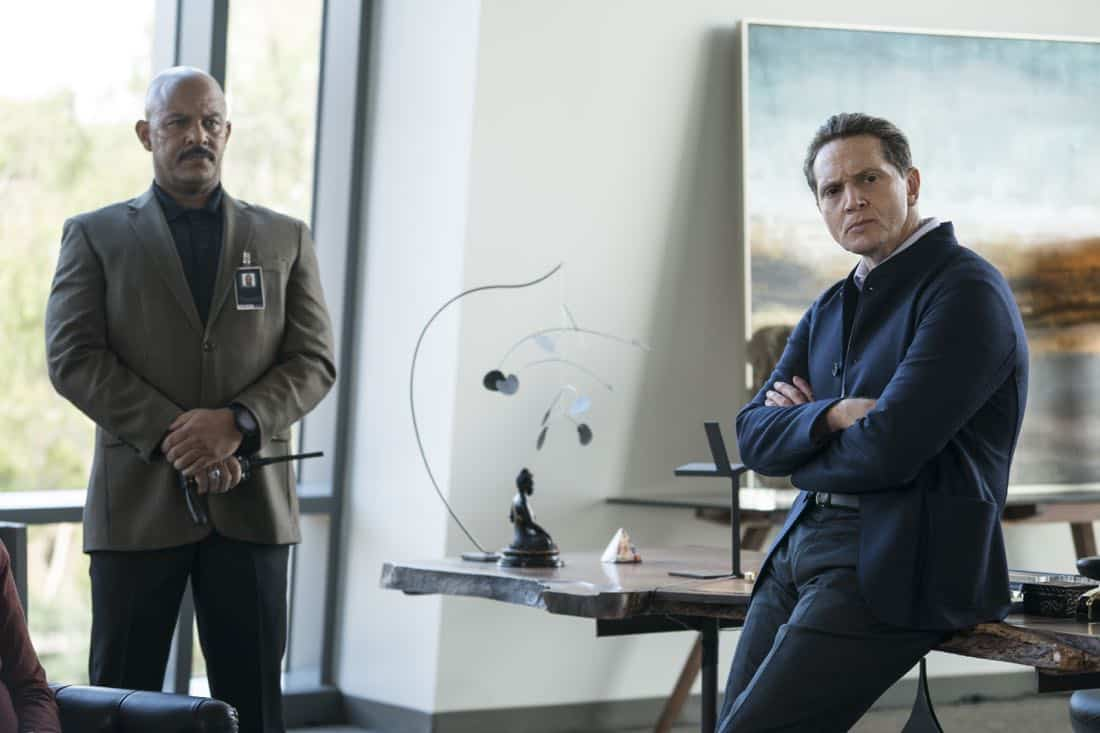 Episode 40 (season 5, episode 2), debut 4/1/18: Chris Williams, Matt Ross. photo: Ali Paige Goldstein/HBO