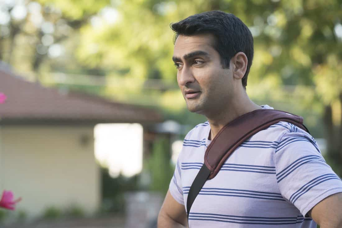 Episode 40 (season 5, episode 2), debut 4/1/18: Kumail Nanjiani. photo: Ali Paige Goldstein/HBO