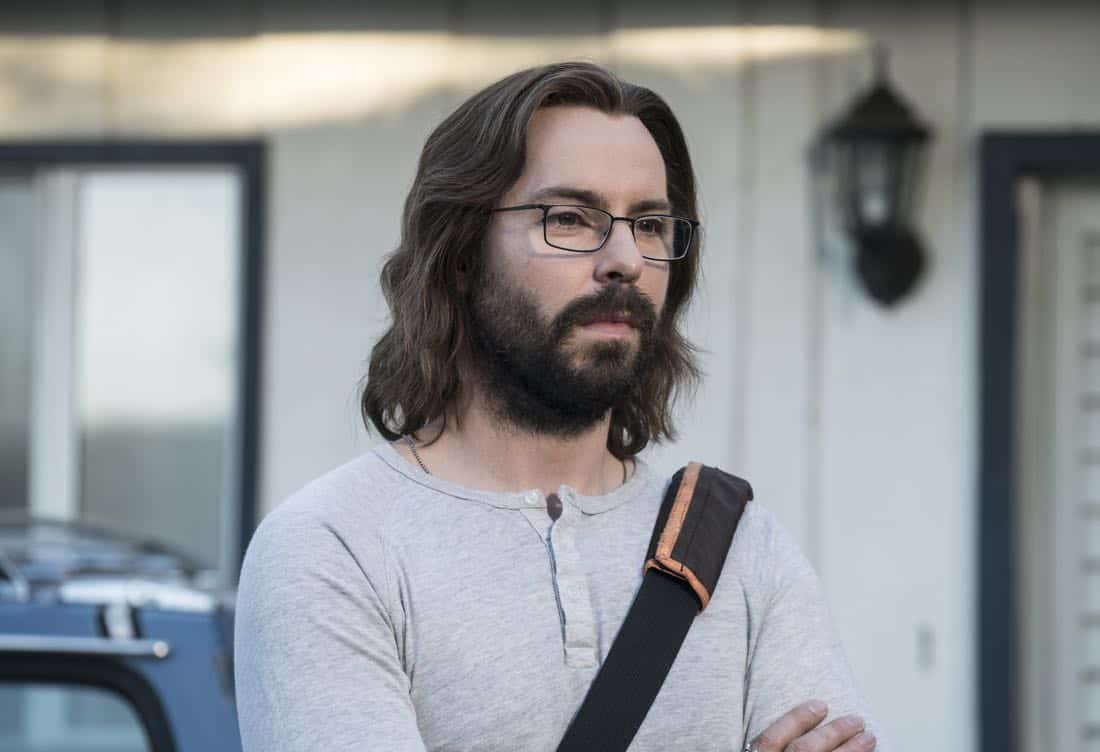 Episode 40 (season 5, episode 2), debut 4/1/18: Martin Starr. photo: Ali Paige Goldstein/HBO