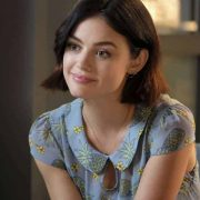 "Life Sentence -- ""How Stella Got Her Groove On"" -- Image Number: LFS103b_0221r.jpg -- Pictured: Lucy Hale as Stella -- Photo: Bettina Strauss/The CW -- © 2018 The CW Network, LLC. All Rights Reserved."