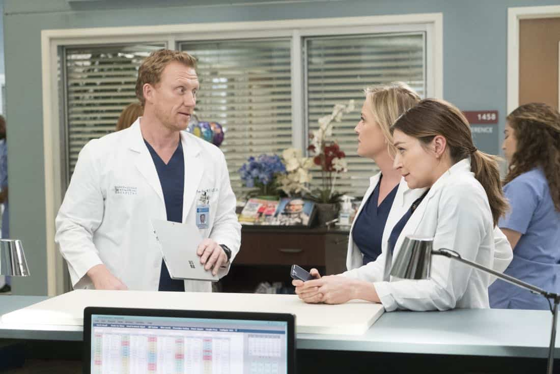 GREY\'S ANATOMY Season 14 Episode 18 Photos Hold Back The River | SEAT42F