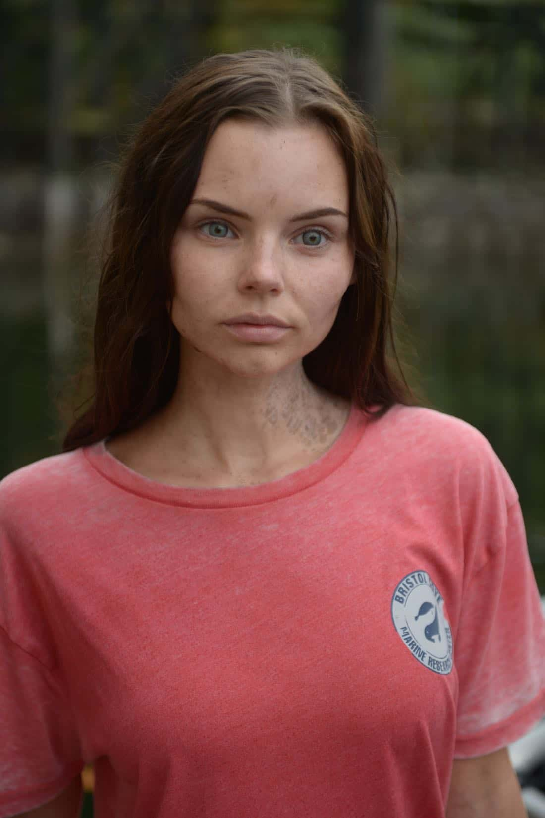 """SIREN - """"Pilot"""" - The coastal town of Bristol Cove, once known for being home to mermaids, is turned upside down with the arrival of a mysterious girl. This series premiere of """"Siren"""" airs Thursday, March 29 (8:00-9:01 p.m. EDT) on Freeform. (Freeform/Sergei Bachlakov) ELINE POWELL"""
