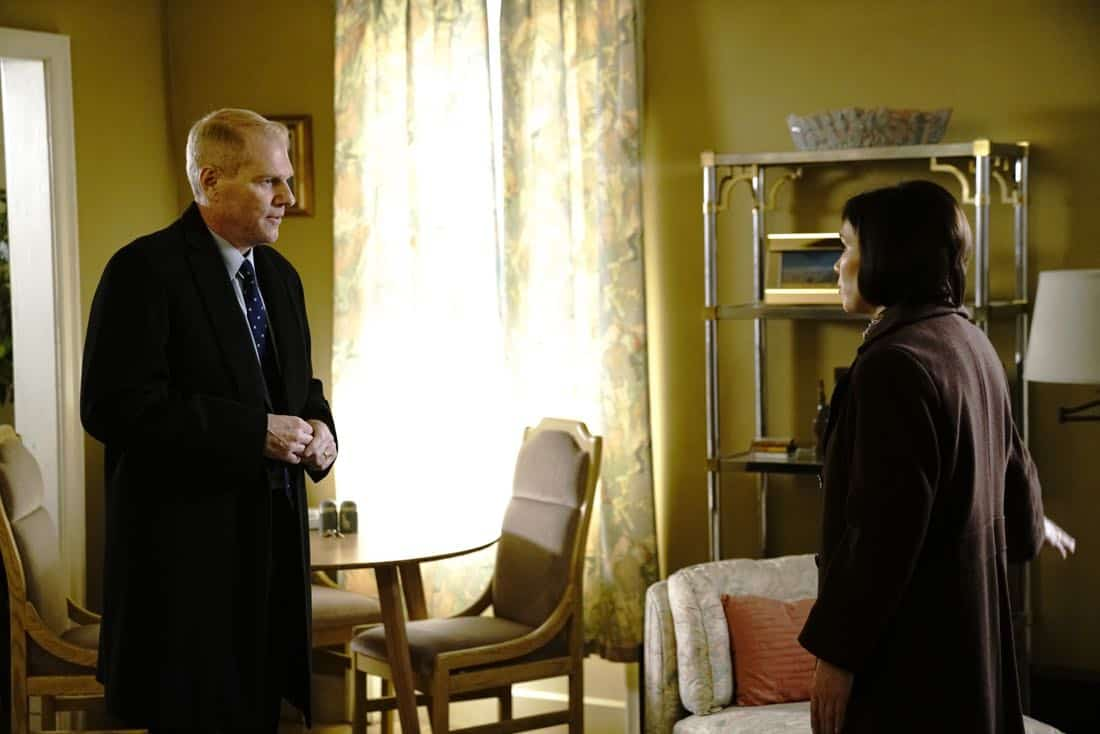 "THE AMERICANS -- ""Tchaikovsky"" -- Season 6, Episode 2 (Airs Wednesday, April 4, 10:00 pm/ep) -- Pictured: (l-r) Noah Emmerich as Stan Beeman, Darya Ekamasova as Sofia. CR: Patrick Harbron/FX"