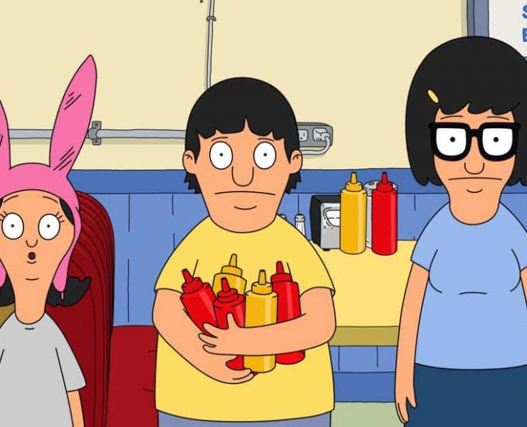 """BOB'S BURGERS: Linda and Gene turn the restaurant into a piano bar in the """"The Hurt Soccer"""" episode of BOB'S BURGERS airing Sunday, Apr. 1 (7:30-8:00PM ET/PT) on FOX. BOB'S BURGERS ™ and © 2018 TCFFC ALL RIGHTS RESERVED. CR: FOX"""