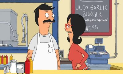 "BOB'S BURGERS: Bob and Linda record themselves while sleeping to prove who snores more in the ""Cheer Up Sleepy Gene"" episode of BOB'S BURGERS airing Sunday, Apr. 8 (7:30-8:00PM ET/PT) on FOX. BOB'S BURGERS ™ and © 2018 TCFFC ALL RIGHTS RESERVED. CR: FOX"
