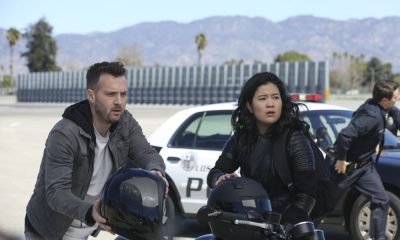 """Kenny and the Jet"" -- Coverage of the CBS series SCORPION, scheduled to air on the CBS Television Network. Photo: Michael Yarish/CBS ©2018 CBS Broadcasting, Inc. All Rights Reserved"