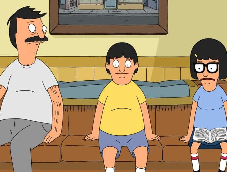 """BOB'S BURGERS: Bob and Linda's double-date plans take a disastrous turn when the couple finds themselves in an escape room in the """"The Trouble With Doubles"""" episode of BOB'S BURGERS airing Sunday, Apr. 15 (7:30-8:00PM ET/PT) on FOX. BOB'S BURGERS ™ and © 2018 TCFFC ALL RIGHTS RESERVED. CR: FOX"""