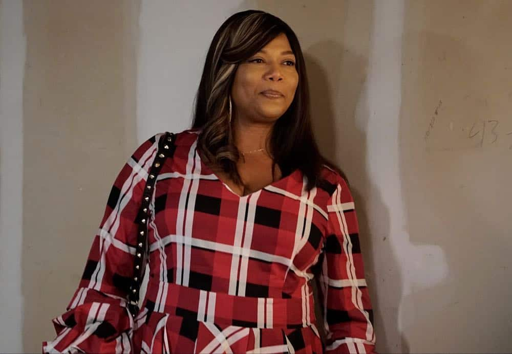"STAR: Queen Latifah in the ""Dreamers"" episode of STAR airing Wednesday, April 11 (9:00-10:00 PM ET/PT) on FOX. CR: Fox Broadcasting Co. CR: Jace Downs"