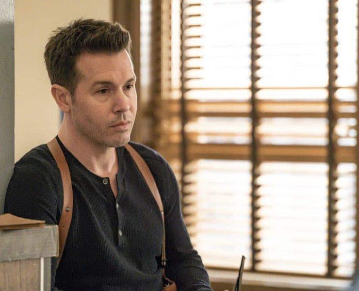 """CHICAGO P.D. -- """"Payback"""" Episode 519 -- Pictured: Jon Seda as Antonio Dawson -- (Photo by: Matt Dinerstein/NBC)"""