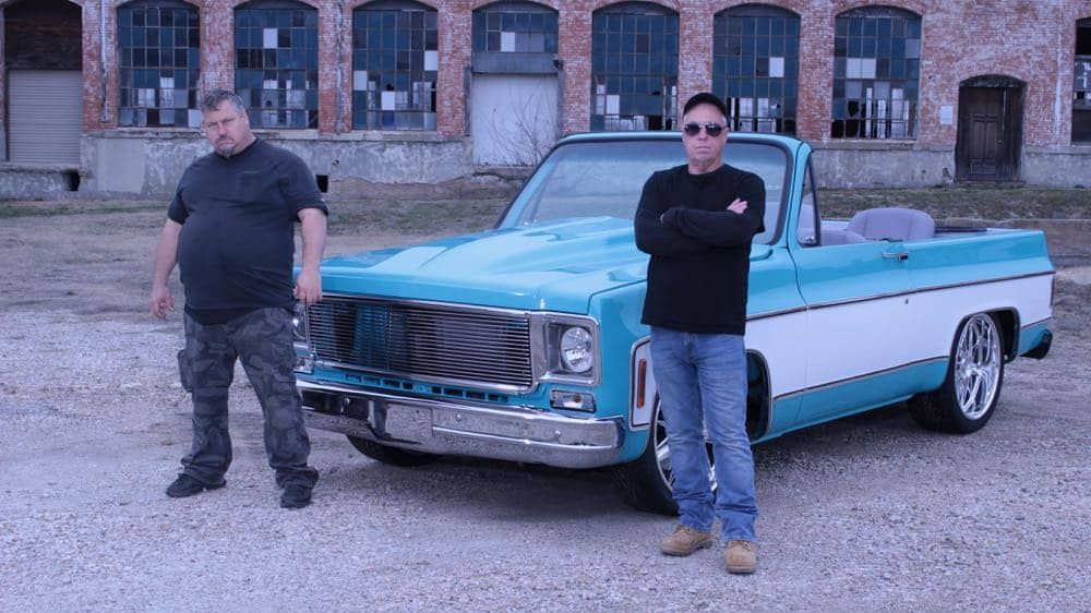 Fired Up Garage : Exclusive misfit garage gets wheels turning in brand new
