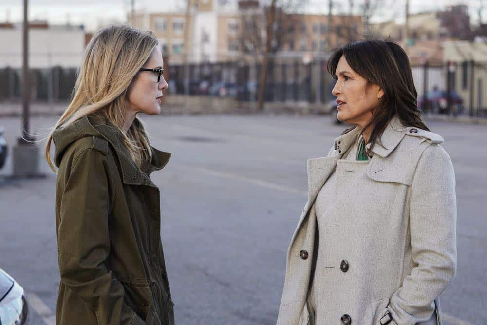 LAW & ORDER SVU Season 19 Episode 19 Photos Sunk Cost Fallacy | SEAT42F