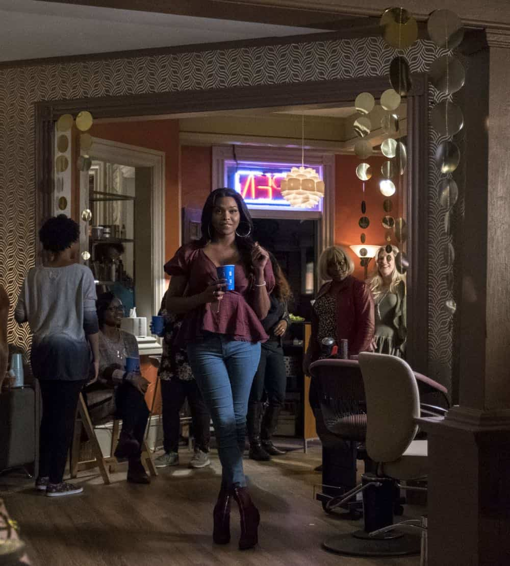 """STAR: Amiyah Scott in the """"Forward (E)Motion"""" episode of STAR airing Wednesday, April 18 (9:00-10:00 PM ET/PT) on FOX. ©2018 Fox Broadcasting Co. CR: Wilford Harewood/FOX"""