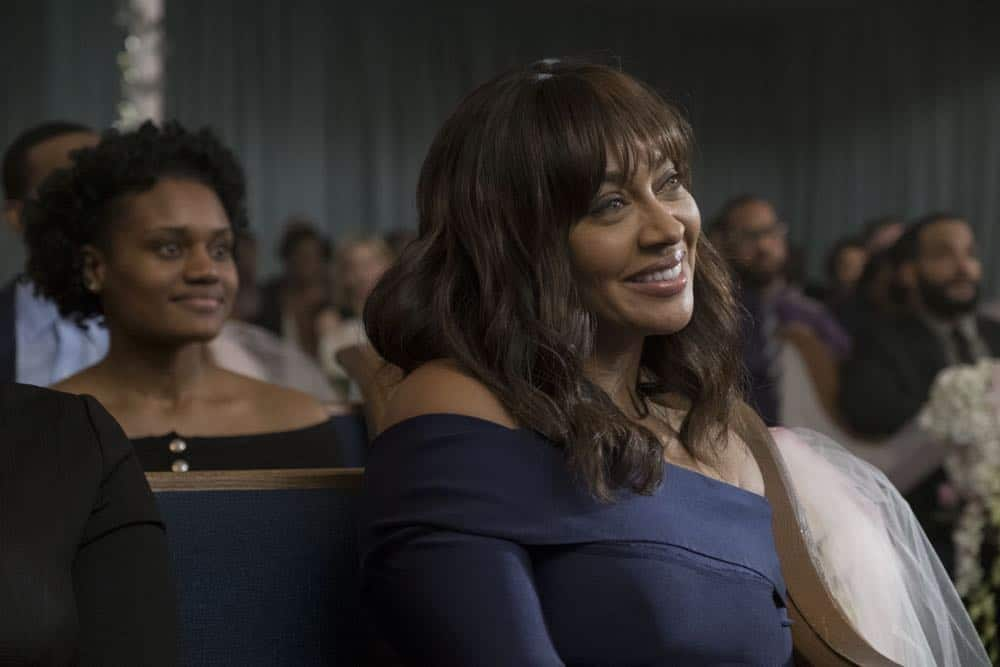 """STAR: Guest star La La Anthony in the """"Forward (E)Motion"""" episode of STAR airing Wednesday, April 18 (9:00-10:00 PM ET/PT) on FOX. ©2018 Fox Broadcasting Co. CR: Wilford Harewood/FOX"""