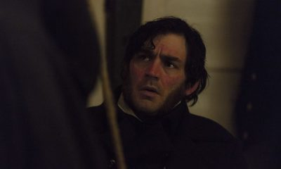 Matthew McNulty as Lt. Edward Little - The Terror _ Season 1, Episode 5 - Photo Credit: Aidan Monaghan/AMC