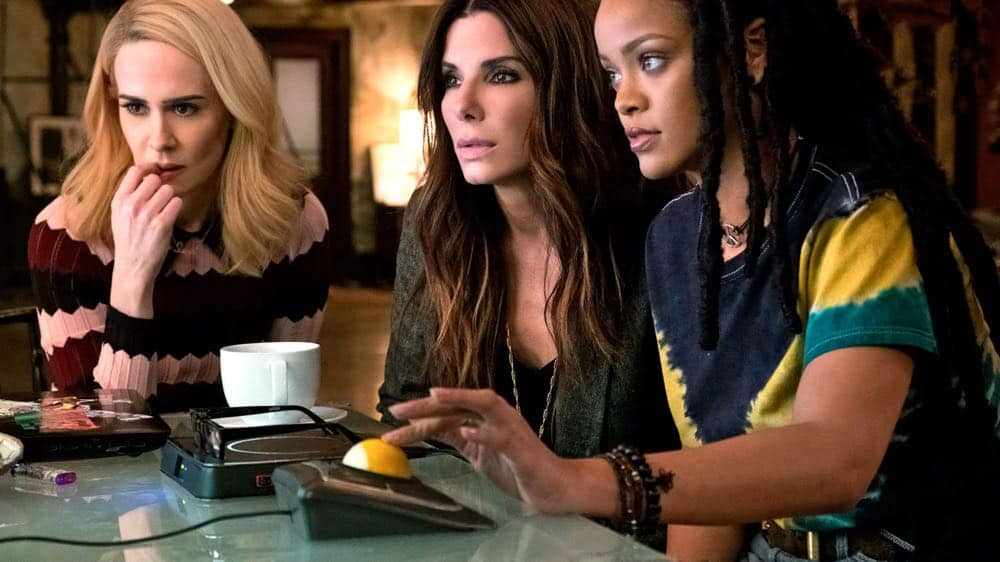 OCEAN'S 8 - New Trailer For The Female-Led Spin-Off