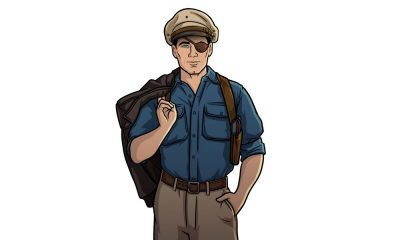 ARCHER -- Pictured: Sterling Archer (voice of H. Jon Benjamin). CR: FXX