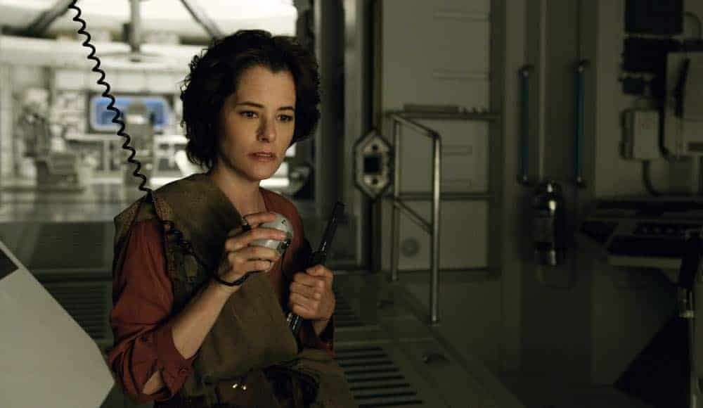 Parker Posey Lost In Space   Netflix