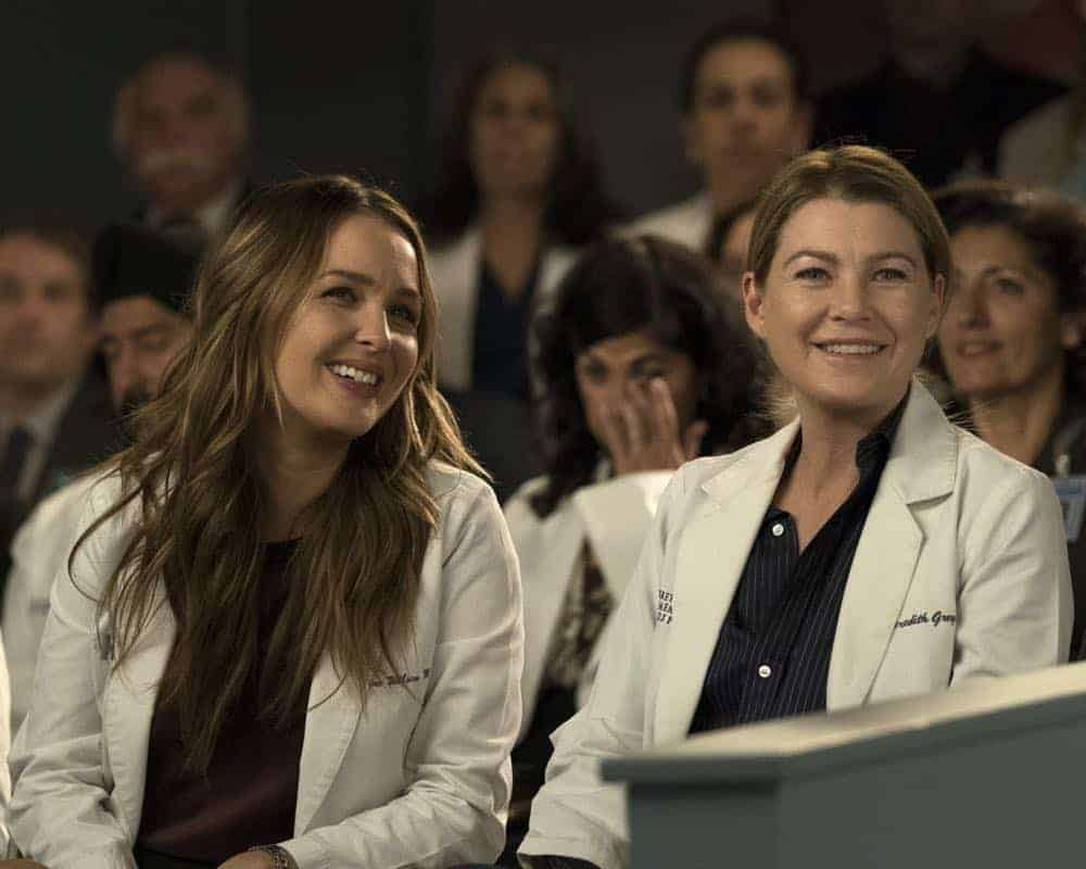 GREY\'S ANATOMY Season 14 Episode 20 Photos Judgment Day | SEAT42F