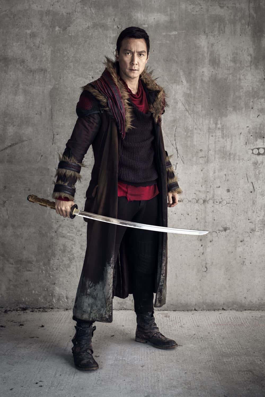 Daniel Wu as Sunny- Into the Badlands _ Season 3, Gallery - Photo Credit: Alan Clarke/AMC