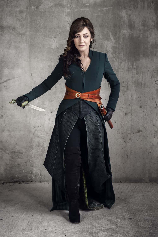 Orla Brady as Lydia- Into the Badlands _ Season 3, Gallery - Photo Credit: Alan Clarke/AMC