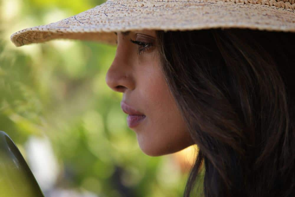 "QUANTICO - ""The Conscience Code"" - It's been three years since American hero Alex Parrish has had to navigate the dangerous waters of the Central Intelligence Agency and put her life on the line for her country. She has been living a peaceful, anonymous life somewhere in Italy. However, Alex is forced to abandon this idyllic existence when Ryan persuades her to help him rescue Shelby from a notorious international arms dealer known only as The Widow, who is holding her hostage - and in exchange for her release she demands something that only Alex can provide, when ""Quantico"" premieres for its third season, THURSDAY, APRIL 26 (10:00-11:00 p.m. EDT), on The ABC Television Network. (ABC/Viola Damiani) PRIYANKA CHOPRA"