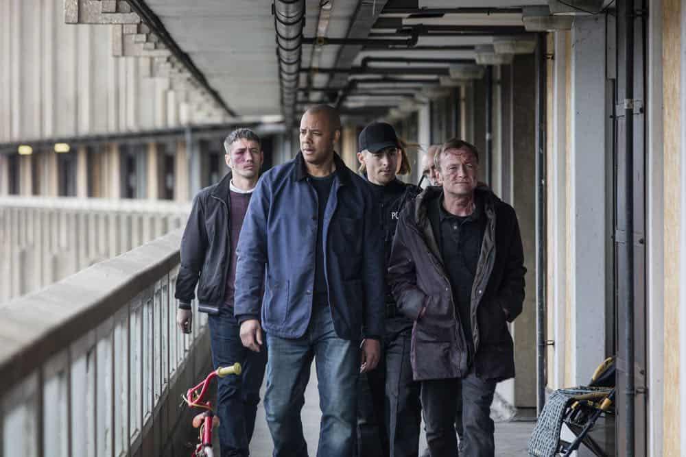 Episode 2 (debut 4/20/18): Michael Wildman, Richard Dormer. photo: Joss Barratt/CINEMAX
