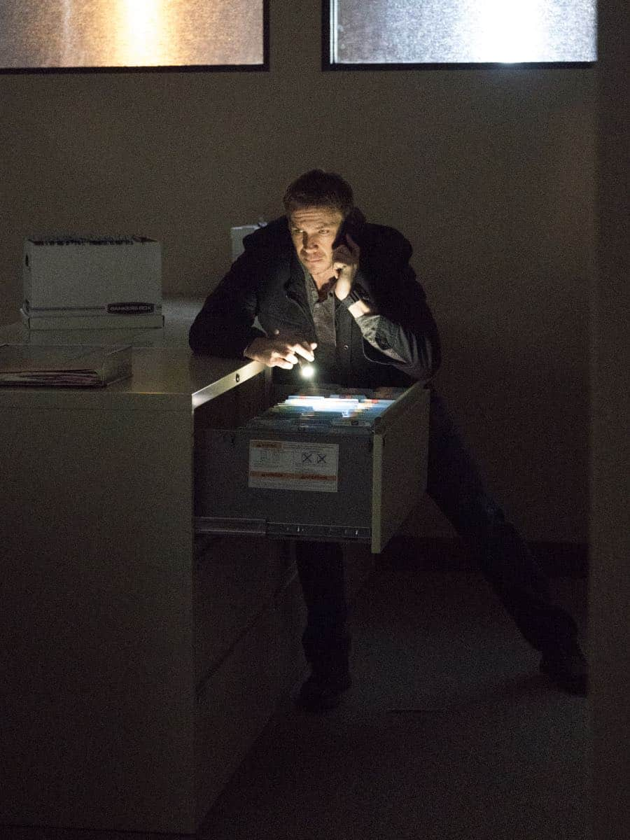 "James D'Arcy as Anson in HOMELAND (Season 7, Episode 10, ""Clarity""). - Photo: Antony Platt/SHOWTIME"