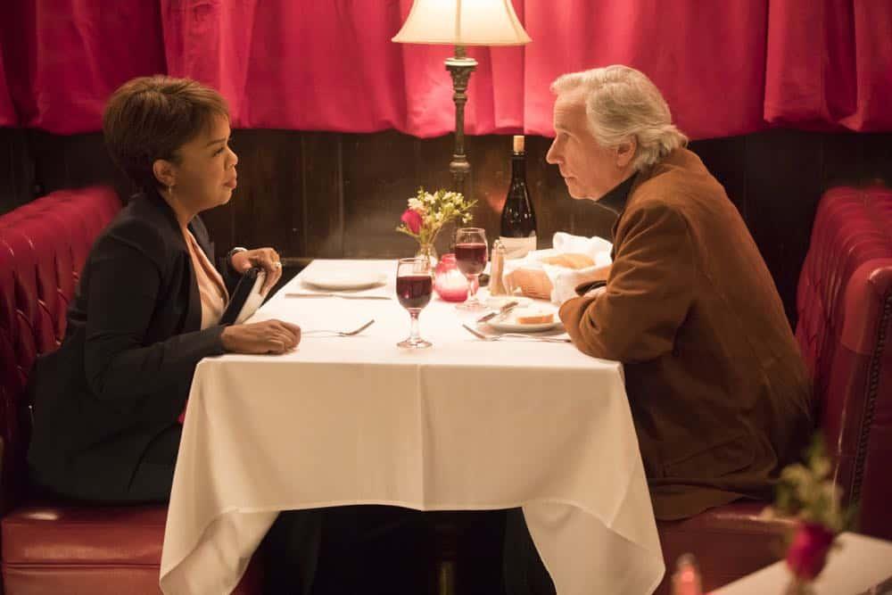 Episode 4 (debut 4/15/18): Paula Newsome, Henry Winkler. photo: John P. Johnson/HBO