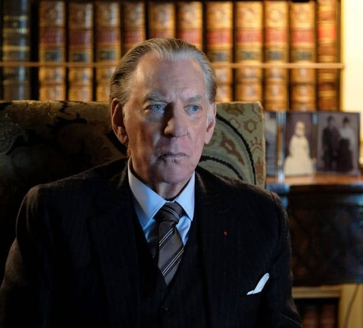 "TRUST -- ""That's All Folks"" -- Episode 4 (Airs Sunday, April 15, 10:00 p.m.) Pictured: Donald Sutherland as J. Paul Getty. CR: Oliver Upton/FX"