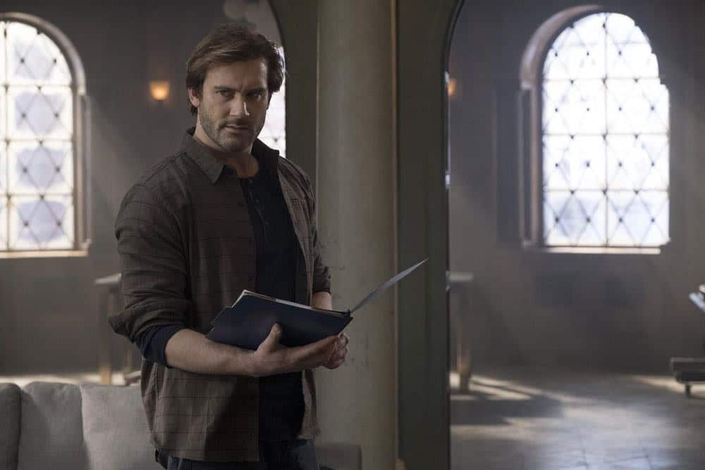 "TAKEN -- ""Imperium"" Episode 212 -- Pictured: Clive Standen as Bryan Mills -- (Photo by: Christos Kalohoridis/NBC)"
