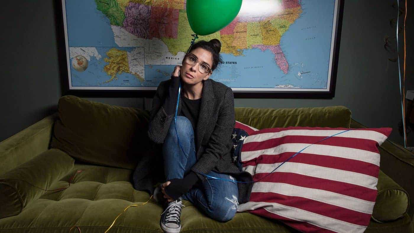 Hulu Renews Sarah Silverman's 'I Love You, America' for Season Two