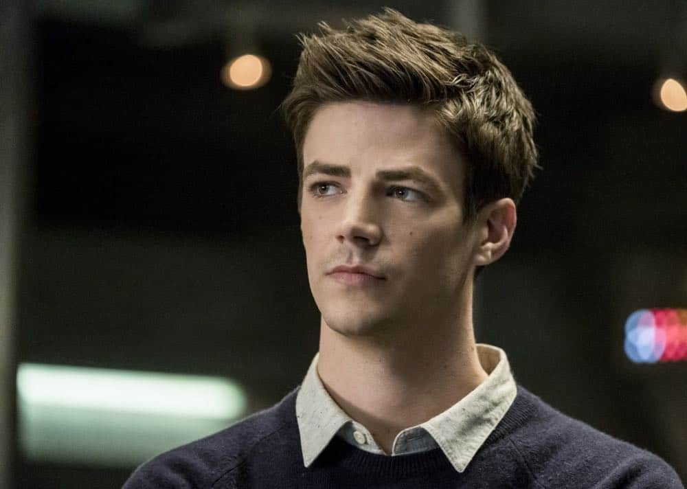 "The Flash -- ""Lose Yourself"" -- Image Number: FLA418a_0101b.jpg -- Pictured: Grant Gustin as Barry Allen -- Photo: Katie Yu/The CW -- © 2018 The CW Network, LLC. All rights reserved"