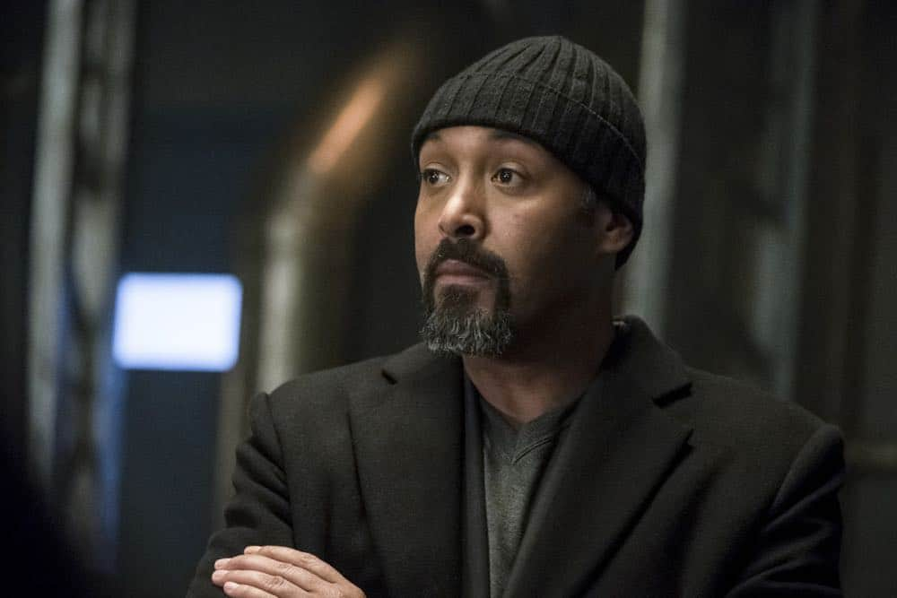 "The Flash -- ""Lose Yourself"" -- Image Number: FLA418a_0129b.jpg -- Pictured: Jesse L. Martin as Detective Joe West -- Photo: Katie Yu/The CW -- © 2018 The CW Network, LLC. All rights reserved"