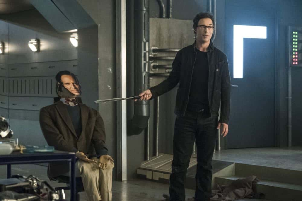 "The Flash -- ""Lose Yourself"" -- Image Number: FLA418a_0205b.jpg -- Pictured: Tom Cavanagh as Harrison Wells -- Photo: Katie Yu/The CW -- © 2018 The CW Network, LLC. All rights reserved"