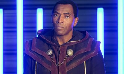 "Supergirl -- ""In Search of Lost Time"" -- Image Number: SPG315a_0144.jpg -- Pictured: Carl Lumbly as Myr'nn J'onzz -- Photo: Robert Falconer/The CW -- © 2018 The CW Network, LLC. All Rights Reserved."