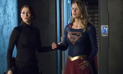 "Supergirl -- ""In Search of Lost Time"" -- Image Number: SPG315b_0203.jpg -- Pictured (L-R): Chyler Leigh as Alex and Melissa Benoist as Kara/Supergirl -- Photo: Jack Rowand/The CW -- © 2018 The CW Network, LLC. All Rights Reserved."