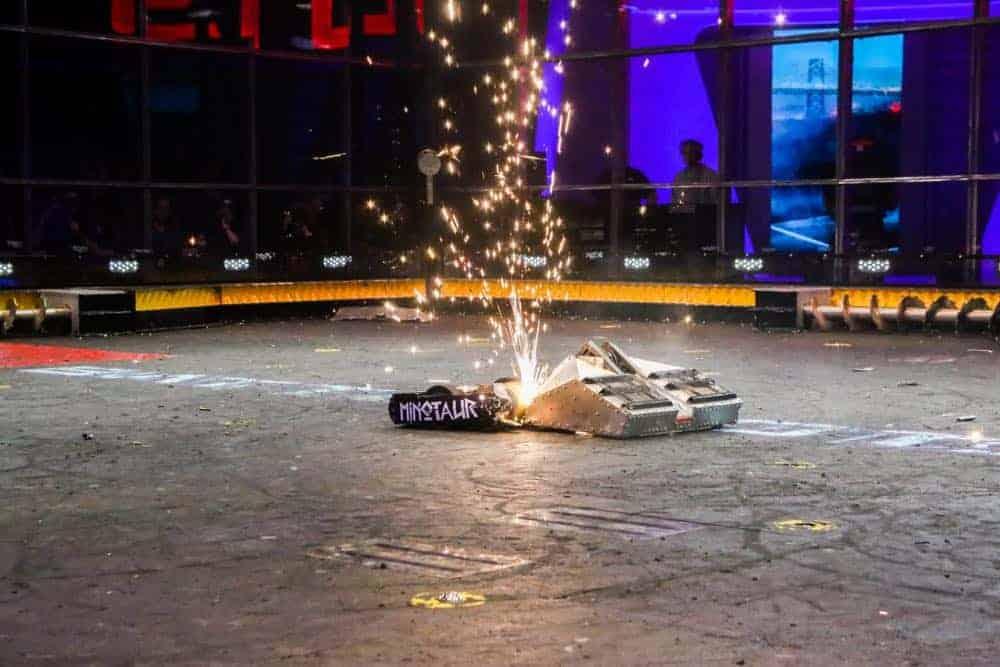 minotaur battlebots