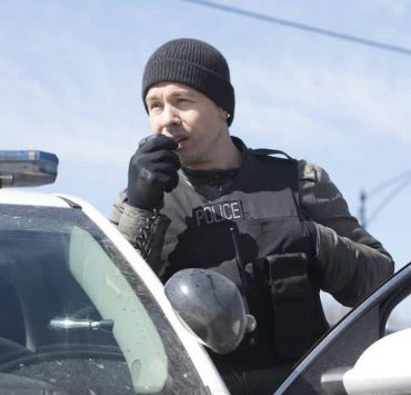"CHICAGO P.D. -- ""Saved"" Episode 520 -- Pictured: Jon Seda as Antonio Dawson -- (Photo by: Adrian Burrows/NBC)"