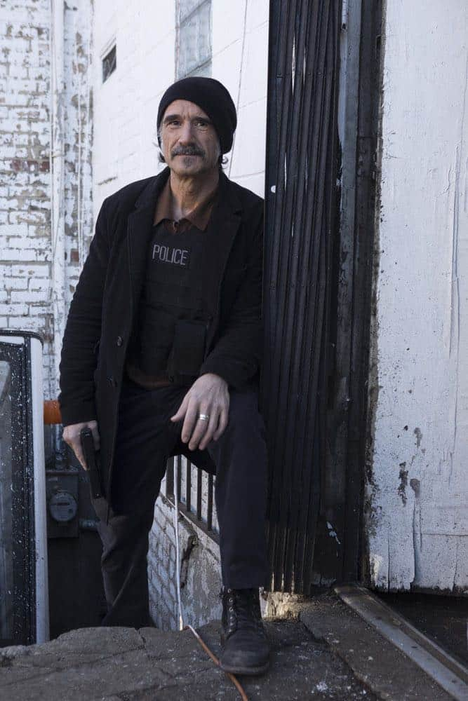 "CHICAGO P.D. -- ""Saved"" Episode 520 -- Pictured: Elias Koteas as Alvin Olinsky -- (Photo by: Adrian Burrows/NBC)"