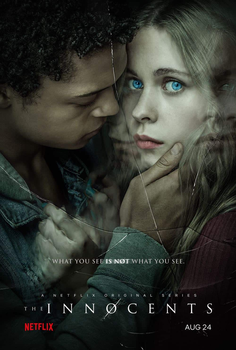 The Innocents Season 1 Poster Key Art