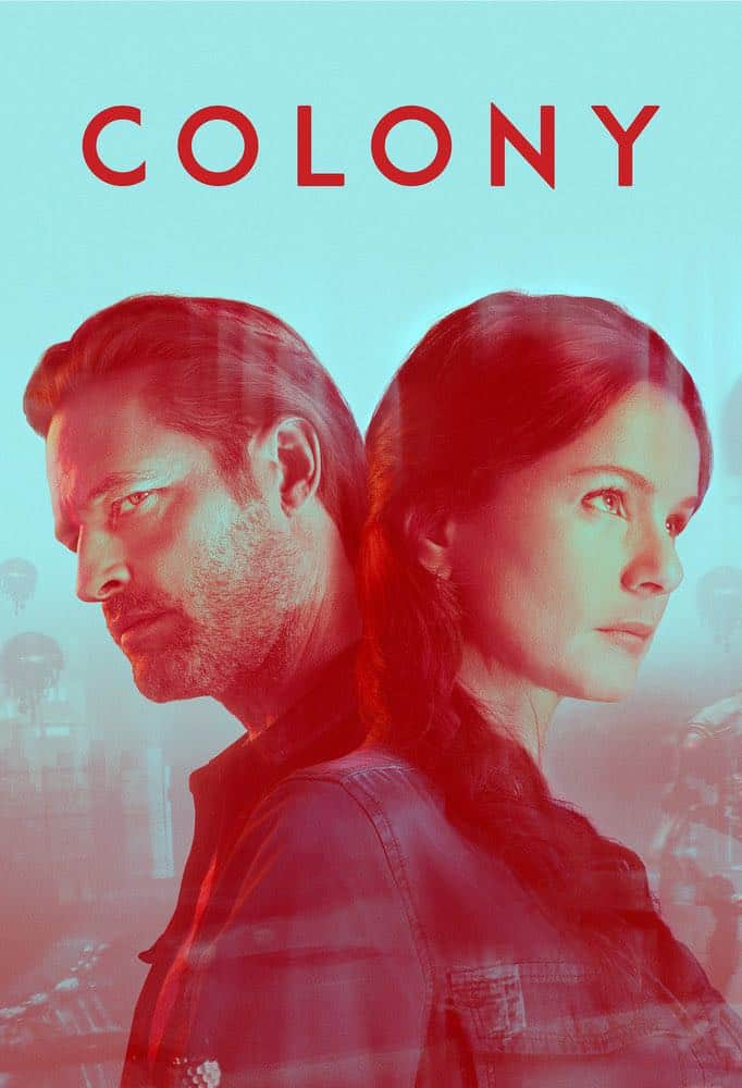 "COLONY -- Pictured: ""Colony"" Key Art -- (Photo by: USA Network)"